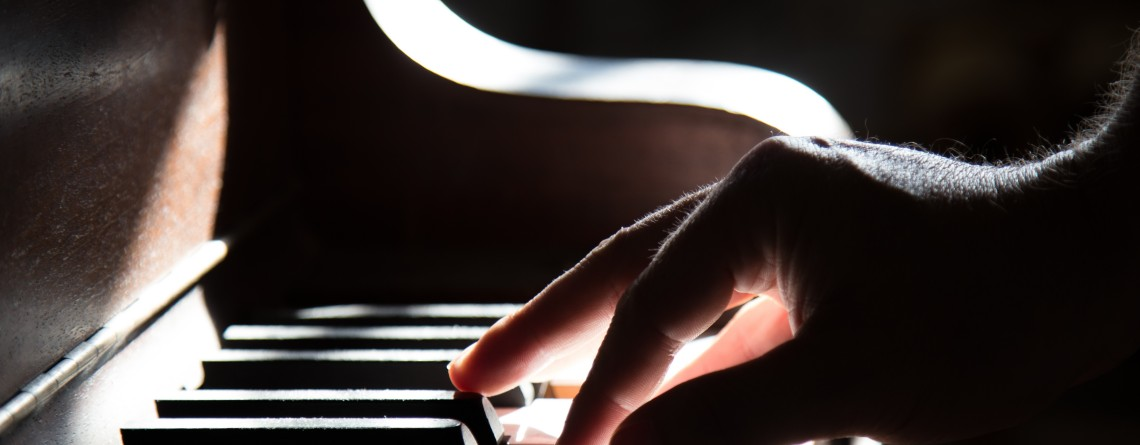 A Special Pianist for Your Event